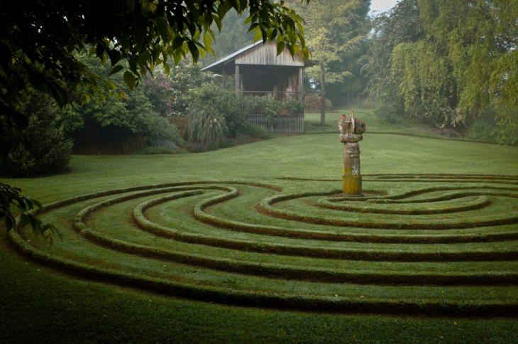 Wychwood maze