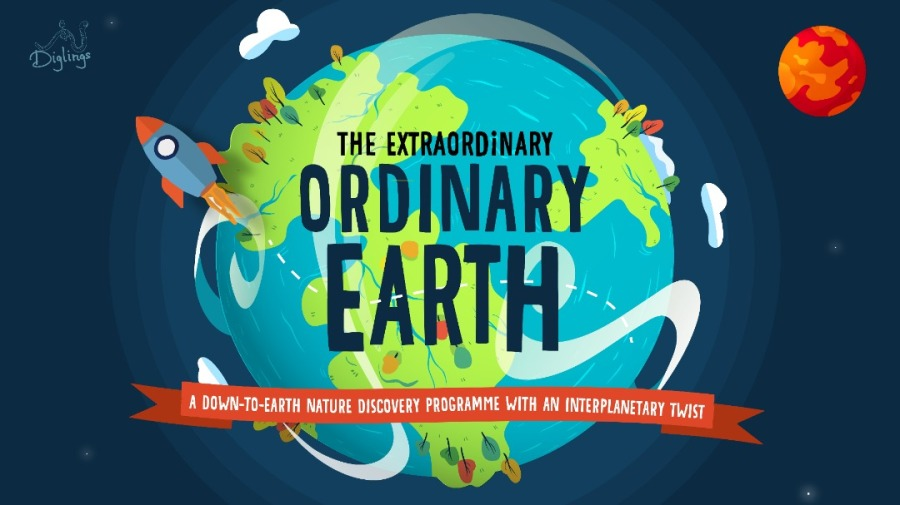 The Extraordinary Ordinary Earth @ Fraser's Hill